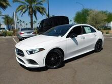 2019_Mercedes-Benz_A_220 Sedan_ Gilbert AZ