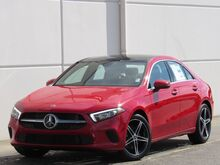 2019_Mercedes-Benz_A-Class_220 4MATIC® Sedan_ Bellingham WA
