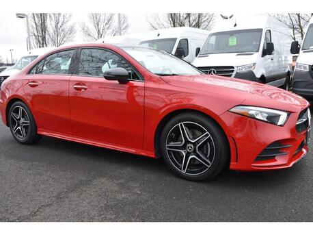 2019_Mercedes-Benz_A-Class_220 4MATIC® Sedan_ Medford OR