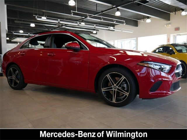 2019 Mercedes-Benz A-Class 220 4MATIC® Sedan Wilmington DE