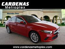 2019_Mercedes-Benz_A-Class_220 Sedan_ McAllen TX