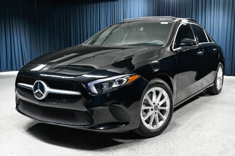 2019 Mercedes-Benz A-Class 220 Sedan