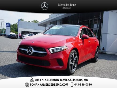 2019_Mercedes-Benz_A-Class_A 220 4MATIC_ Salisbury MD