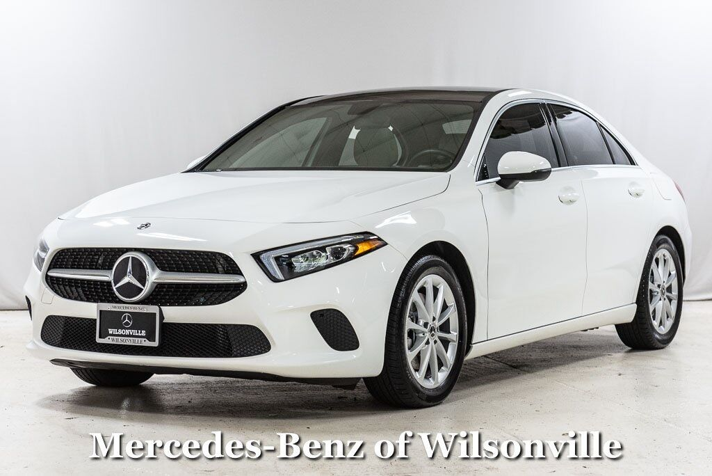 2019 Mercedes-Benz A-Class A 220 4MATIC® Sedan Wilsonville OR