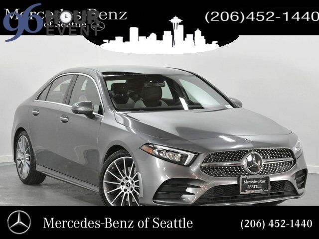 2019 Mercedes-Benz A-Class A 220 4MATIC® Sedan Seattle WA