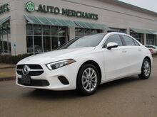 2019_Mercedes-Benz_A-Class_A 220 ***BACKUP CA,BLINDSPOT SENSOR,BLUETOOTH,NAVIGATION,REMOTE START,UNDER FACTORY WARRANTY!_ Plano TX