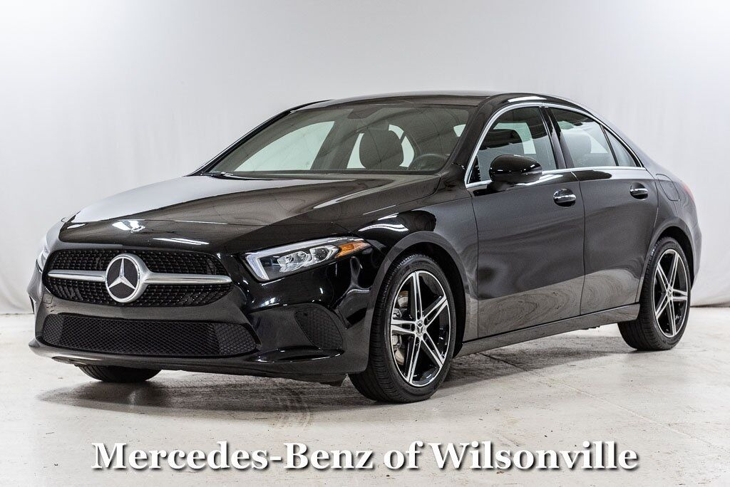 2019 Mercedes-Benz A-Class A 220 Sedan Wilsonville OR