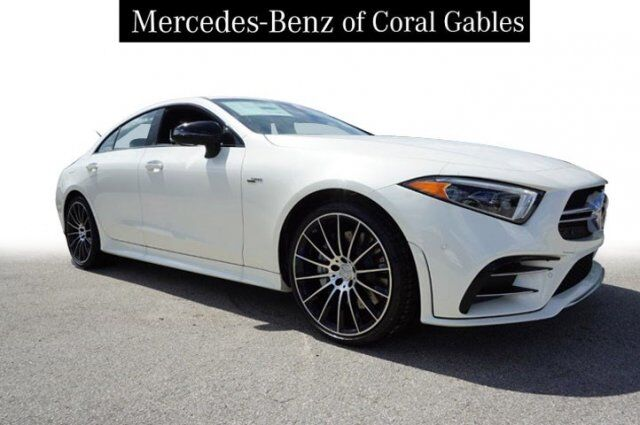 2019 Mercedes-Benz AMG® CLS 53 Coupe  Coral Gables FL