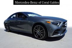 2019_Mercedes-Benz_AMG® CLS 53 Coupe__ Cutler Bay FL