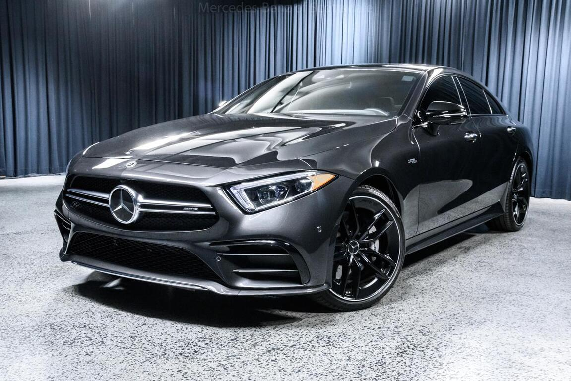 2019 Mercedes-Benz AMG® CLS 53 Coupe