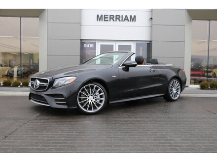 2019_Mercedes-Benz_AMG® E 53 Cabriolet__ Merriam KS
