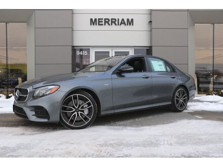 2019_Mercedes-Benz_AMG® E 53 Sedan__ Merriam KS