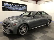 2019_Mercedes-Benz_AMG E63s_Burmester Sound, Driver Assist Pkg, 20 AMG Wheels, HUD_ Houston TX