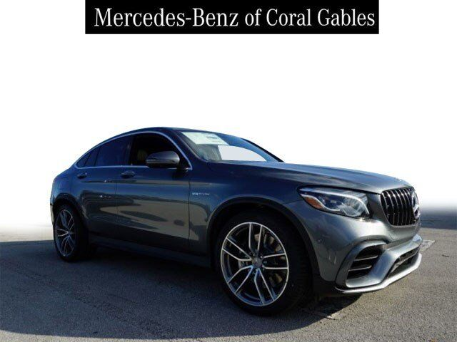2019 Mercedes-Benz AMG® GLC 63 Coupe  Coral Gables FL