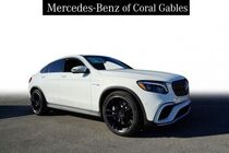 2019 Mercedes-Benz AMG® GLC 63 Coupe