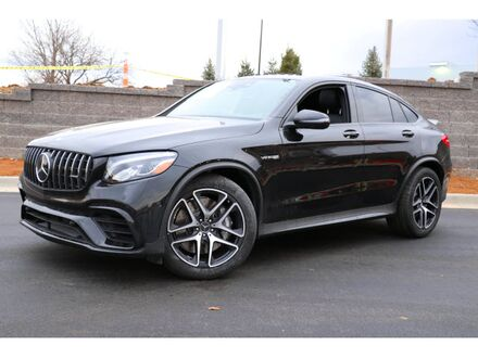 2019_Mercedes-Benz_AMG® GLC 63 Coupe__ Merriam KS