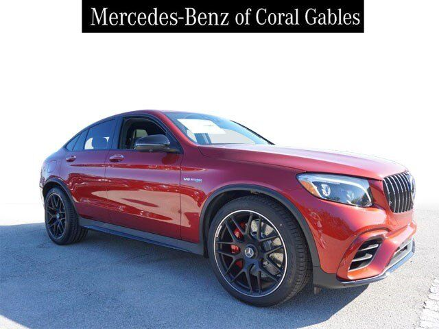 2019 Mercedes-Benz AMG® GLC 63 S Coupe  Coral Gables FL