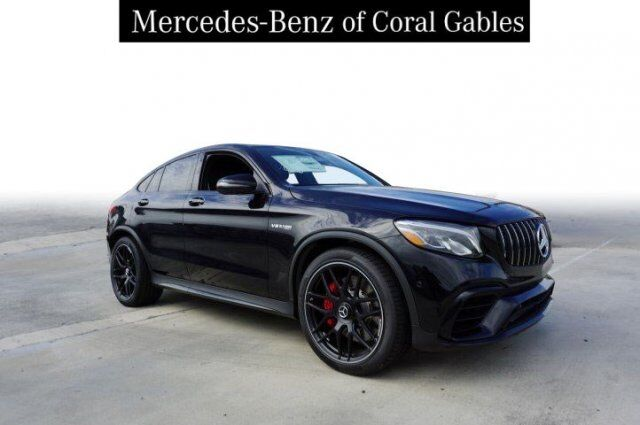 2019 Mercedes-Benz AMG® GLC 63 S Coupe  Cutler Bay FL