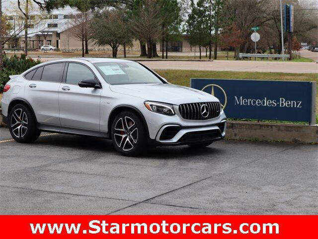 2019 Mercedes Benz Amg Glc 63 S Coupe