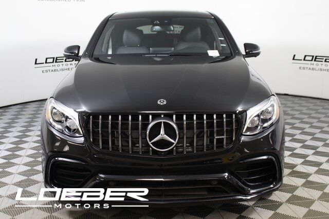 2019 Mercedes-Benz AMG® GLC 63 S Coupe  Chicago IL