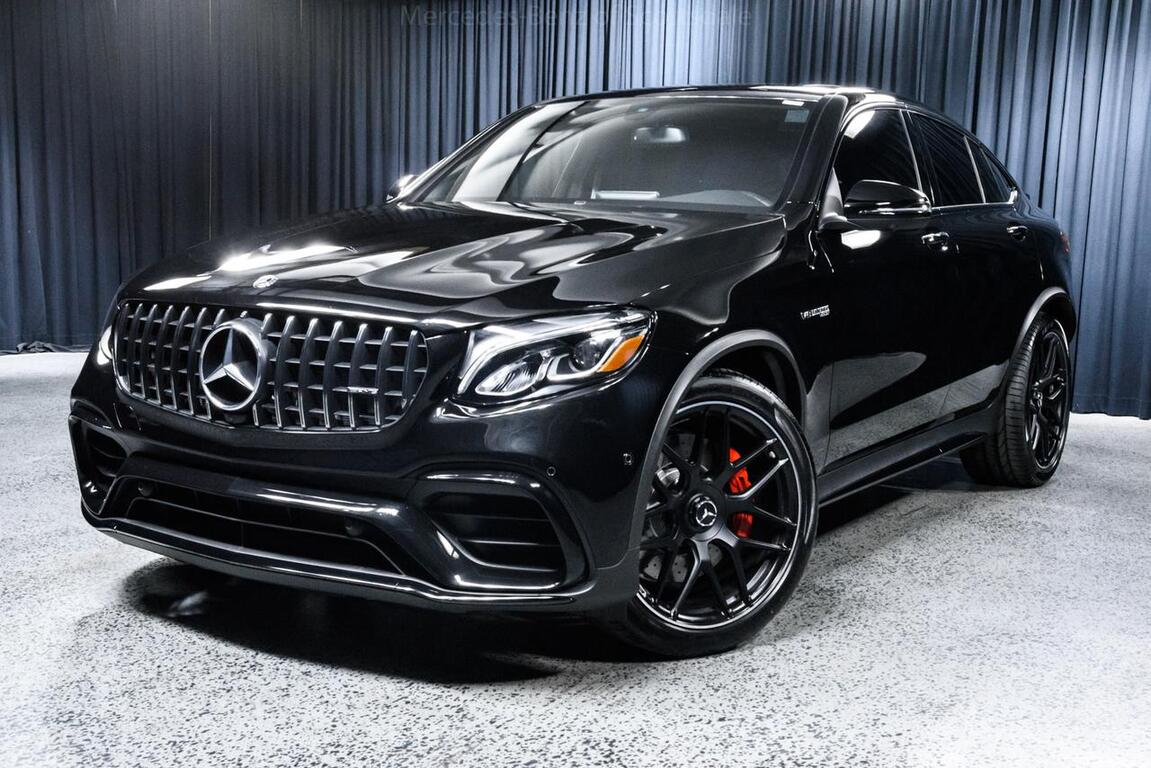 2019 Mercedes-Benz AMG® GLC 63 S Coupe