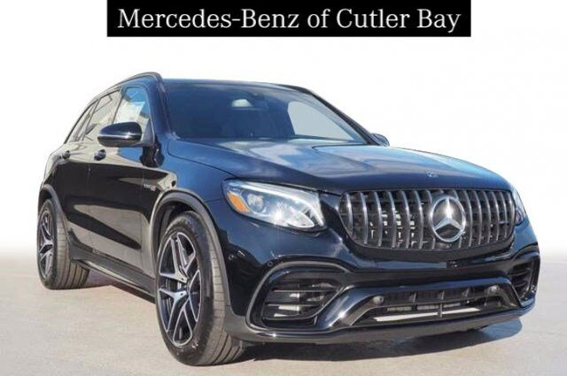 2019 Mercedes-Benz AMG® GLC 63 SUV  Cutler Bay FL