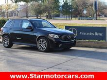 2019_Mercedes-Benz_AMG® GLC 63 SUV__ Houston TX