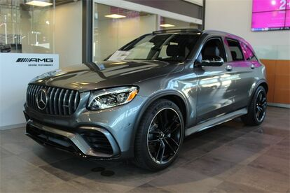 2019_Mercedes-Benz_AMG® GLC 63 SUV__ Seattle WA