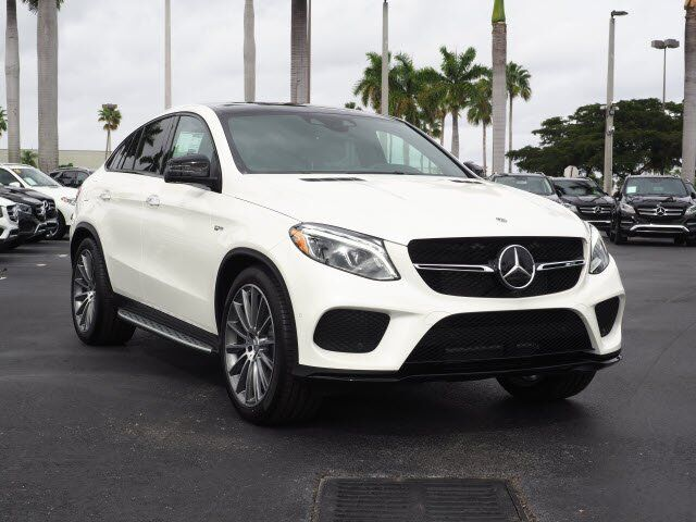2019 Mercedes-Benz AMG®  GLE 43 4MATIC  Coupe  Cutler Bay FL