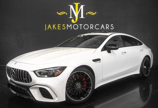 2019 Mercedes-Benz AMG GT 63 **ONLY 169 MILES** San Diego CA