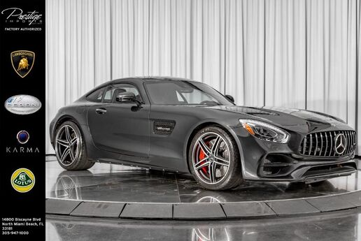 2019 Mercedes-Benz AMG GT AMG GT C North Miami Beach FL