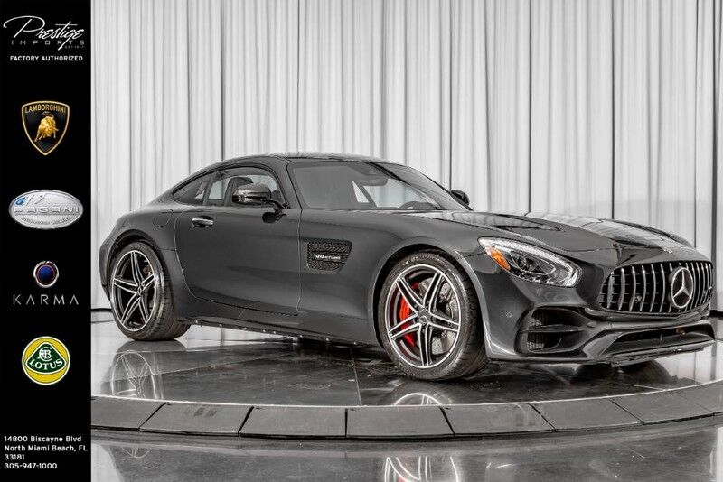 2019_Mercedes-Benz_AMG GT_AMG GT C_ North Miami Beach FL
