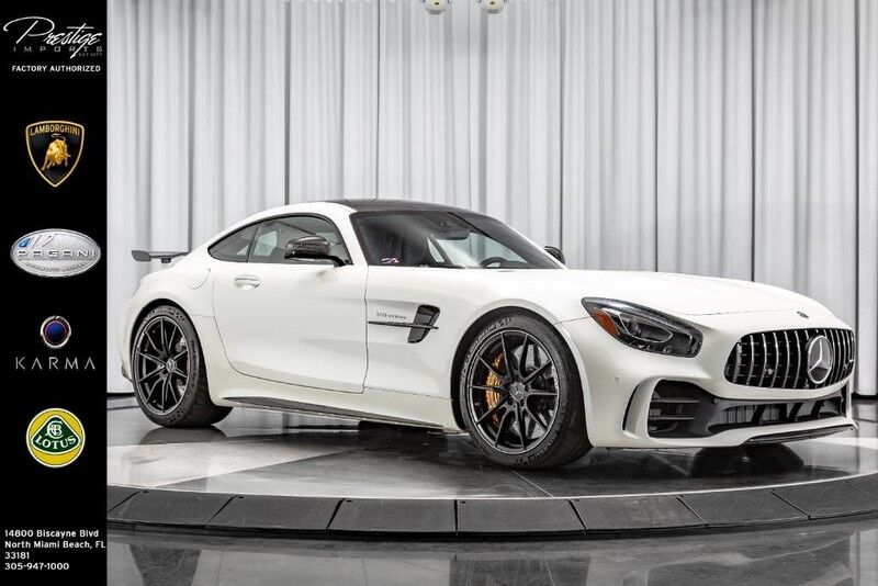 2019_Mercedes-Benz_AMG GT_AMG GT R_ North Miami Beach FL