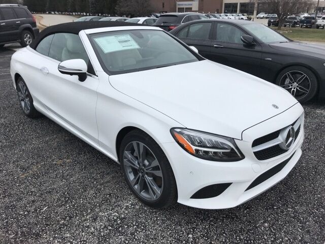 2019 Mercedes-Benz C 300 4MATIC® Cabriolet Indianapolis IN