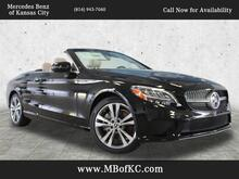 2019_Mercedes-Benz_C_300 4MATIC® Cabriolet_ Kansas City MO