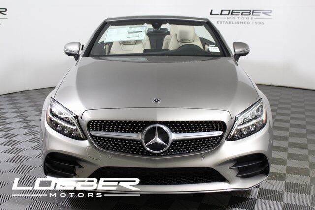 2019 Mercedes-Benz C 300 4MATIC® Cabriolet Lincolnwood IL