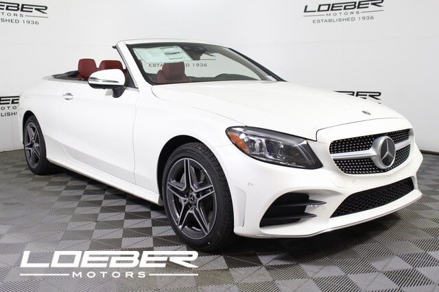 2019 Mercedes-Benz C 300 4MATIC® Cabriolet Chicago IL