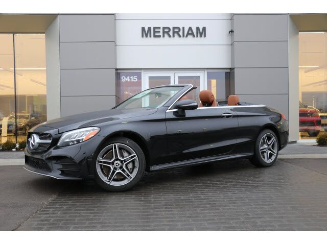 2019 Mercedes-Benz C 300 4MATIC® Cabriolet Merriam KS