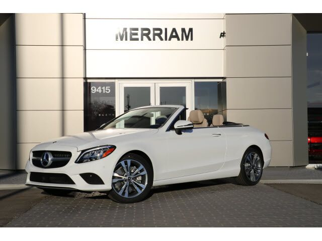 2019 Mercedes-Benz C 300 4MATIC® Cabriolet Oshkosh WI