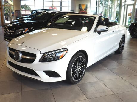 2019 Mercedes-Benz C 300 4MATIC® Cabriolet Salem OR