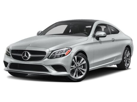 2019_Mercedes-Benz_C_300 4MATIC® Coupe_  Novi MI