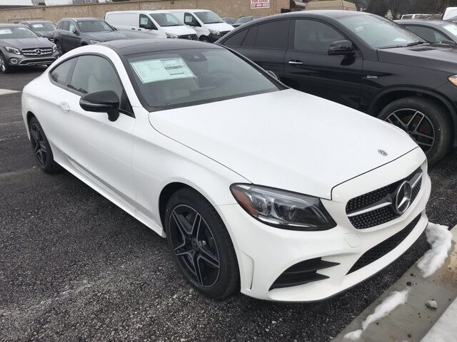 2019 Mercedes-Benz C 300 4MATIC® Coupe Indianapolis IN