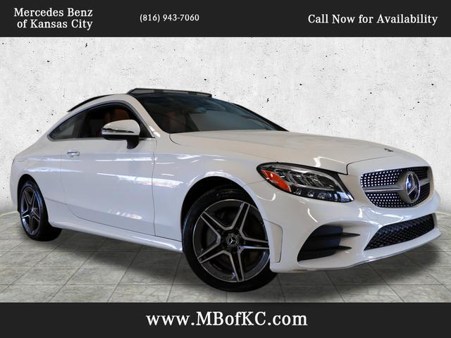2019 Mercedes-Benz C 300 4MATIC® Coupe Kansas City MO