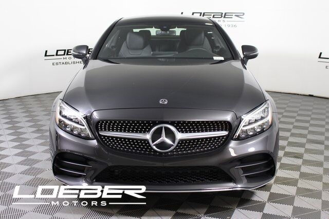 2019 Mercedes-Benz C 300 4MATIC® Coupe Lincolnwood IL