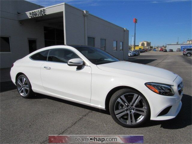2019 Mercedes-Benz C 300 4MATIC® Coupe Marion IL