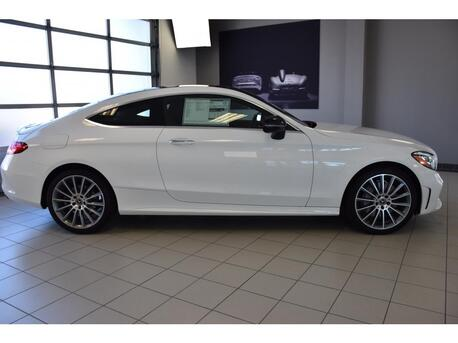2019_Mercedes-Benz_C_300 4MATIC® Coupe_ Medford OR