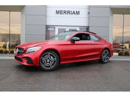 2019_Mercedes-Benz_C_300 4MATIC® Coupe_ Merriam KS