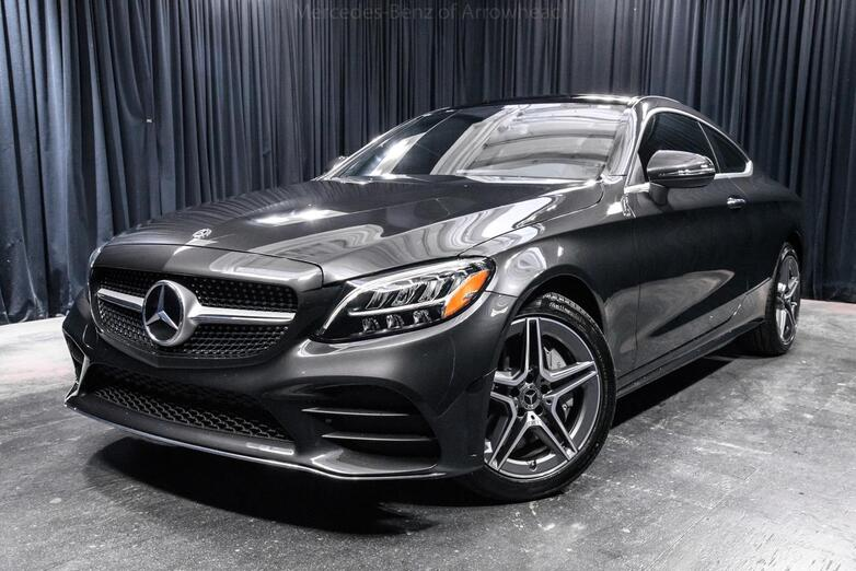 2019 Mercedes-Benz C 300 4MATIC® Coupe Peoria AZ