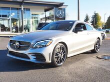 2019_Mercedes-Benz_C_300 4MATIC® Coupe_ Salem OR