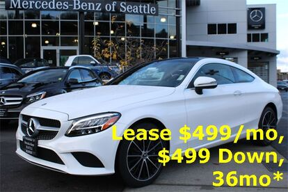 2019_Mercedes-Benz_C_300 4MATIC® Coupe_ Seattle WA
